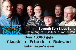 Concerts in the Park - Seventh Son Blues Band