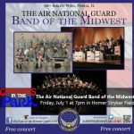 Concerts in the Park - Air National Guard Band of the Midwest