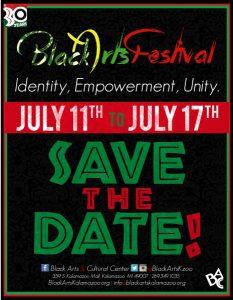 Black Arts Festival Parade