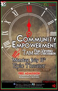 Black Arts Festival: Community Empowerment, 7AM Film Viewing and Discussion