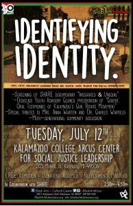 Black Arts Festival:Identifying Identity-Black History of Kalamazoo