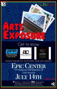 Black Arts Festival: Arts Exposure