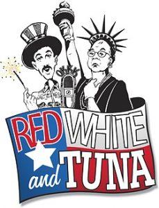The Barn Theatre presents: Red, White, and Tuna starring Joe Aiello and Scott Burkell!