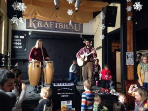 Benjammin Educational Music at the Kindleberger Summer Festival