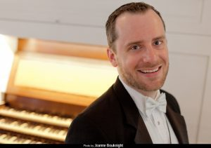 Michigan Festival of Sacred Music: Jonathan Ryan, organ
