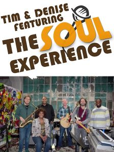 Dance Party! Tim Terrentine & The Soul Experience