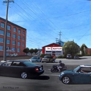 Art Hop: First National Bank of Michigan