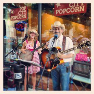 Art Hop: Pop City Popcorn