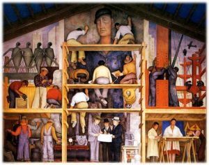 Talk: The Mexican Muralist Movement with Dr. Maria Malott