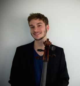 Stulberg Gold Medalist Daniel Hass with the Grand Rapids Symphony
