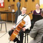 Stulberg International String Competition Master Classes