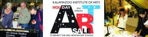 KIA Holiday Art Sale
