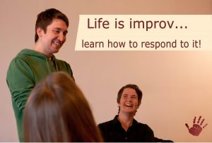 Crawlspace Theatre Improv Class, Nov/Dec, Monday