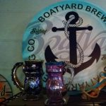 Art Hop: Boatyard Brewing Company