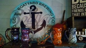 Art Hop: Boatyard Brewing Company
