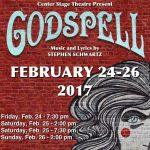 Center Stage Theatre & Beautiful City Theatre present Godspell