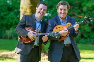 Brian Oberlin & Evan Marshall in concert, presented by the Kalamazoo Mandolin & Guitar Orchestra