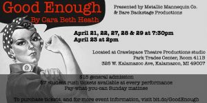 Good Enough - new play explores history of Gibson Guitar in WWII-era Kalamazoo