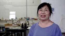 ARTbreak: Video: Hidden Books, The Art of Kumi Korf