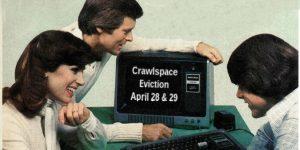 Crawlspace Eviction Improv Show
