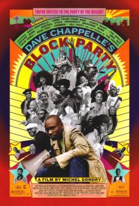 Film Viewing & Discussion: Dave Chappelle's Block Party