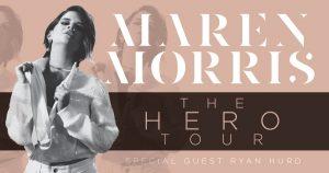 Maren Morris WSG Ryan Hurd
