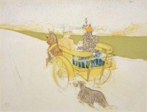 ARTbreak: Henri de Toulouse-Lautrec