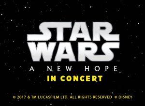 Star Wars-Episode IV-A New Hope in Concert