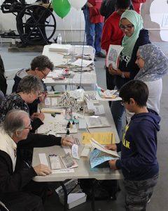 Kalamazoo Book Arts  Center: Art Hop