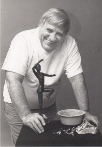 Dr. Frank Newman, Sculptor, A Retrospective