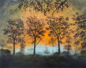 Atmospheric: An Exhibition of Paintings by Sean Pa...
