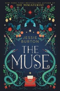 Book Discussion at the KIA: The Muse by Jessie Bur...