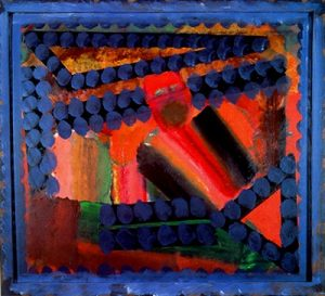 Get the Picture! Gallery Talk: Howard Hodgkin's First Portrait of Terence McInerney