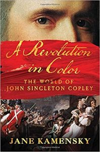 Book Discussion at the KIA: Revolution in Color: The World of John Singleton Copley