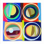 Circular Abstractions: Bull's Eye Quilts