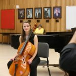 Stulberg International String Competition Master Classes