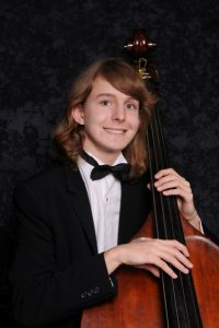 Stulberg Gold Medalist William McGregor with the Kalamazoo Symphony Orchestra