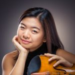 Stulberg Bronze Medalist Karisa Chiu and the Kalamazoo Junior Symphony Orchestra