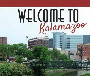 Welcome To Kalamazoo at Art Hop