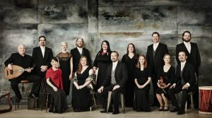Rose Ensemble, with Piffaro, the Renaissance Band