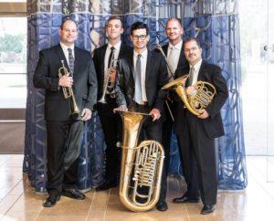 Guest Artist Recital: Wisconsin Brass Quitet