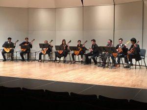 Guest Artist Recital: Oakland University Guitar Ensemble