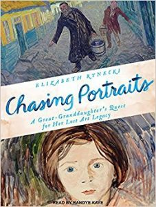 Book Discussion at the KIA: Chasing Portraits, A Great-Granddaughter's Quest for her Lost Art Legacy