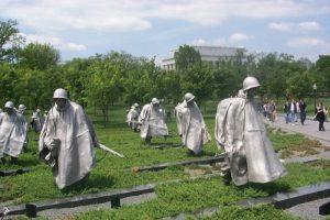 ARTbreak: Looking at War Memorials As Art: WWII, Korea, Vietnam