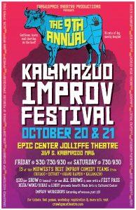 Kalamazoo Improv Fest #9