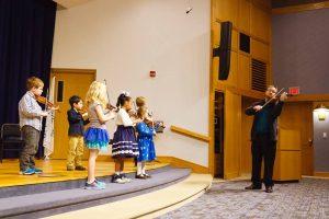 Suzuki Academy of Kalamazoo: Art Hop