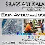 Resident Artists Exhibition at Glass Art Kalamazoo