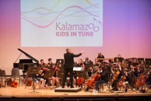 Kalamazoo Symphony Kids in Tune: Art Hop