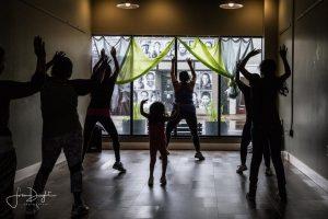Kzoo Nutrition: Art Hop
