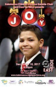 """Joy!"" In The Neighborhood Holiday Concert @ St. Mary's Church"